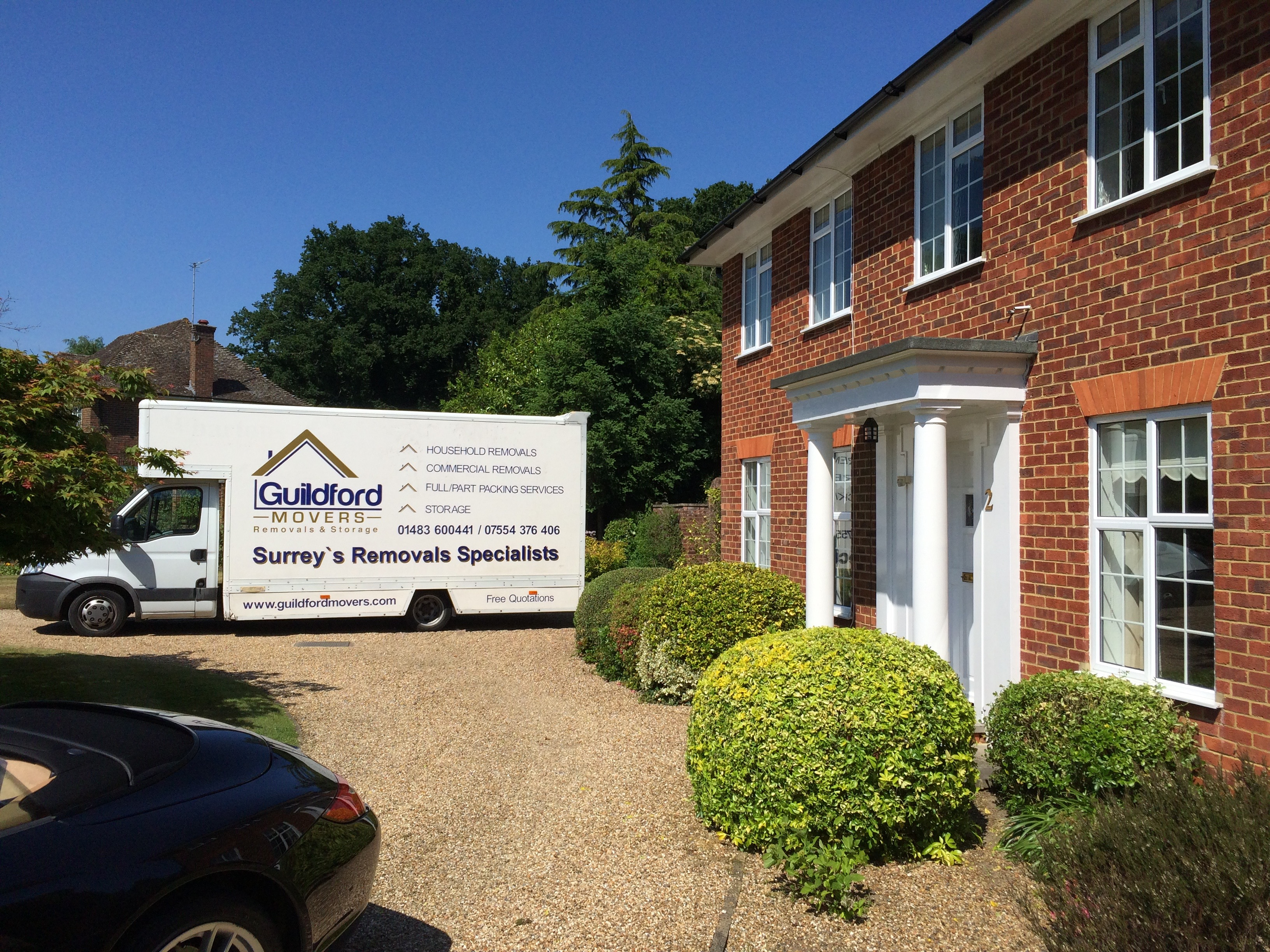 guildford movers business moves