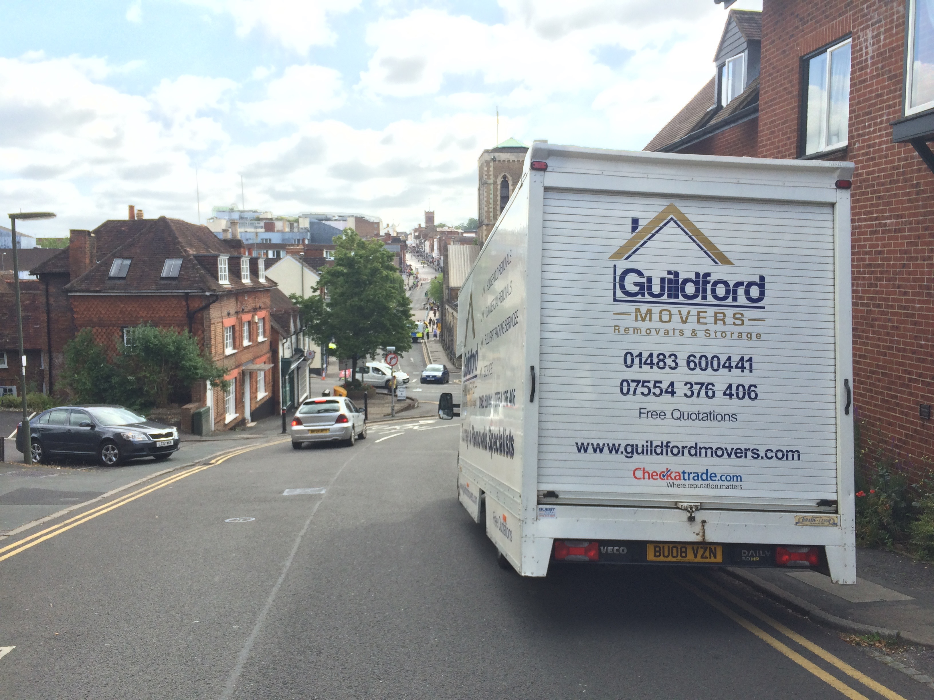 guildford movers office move