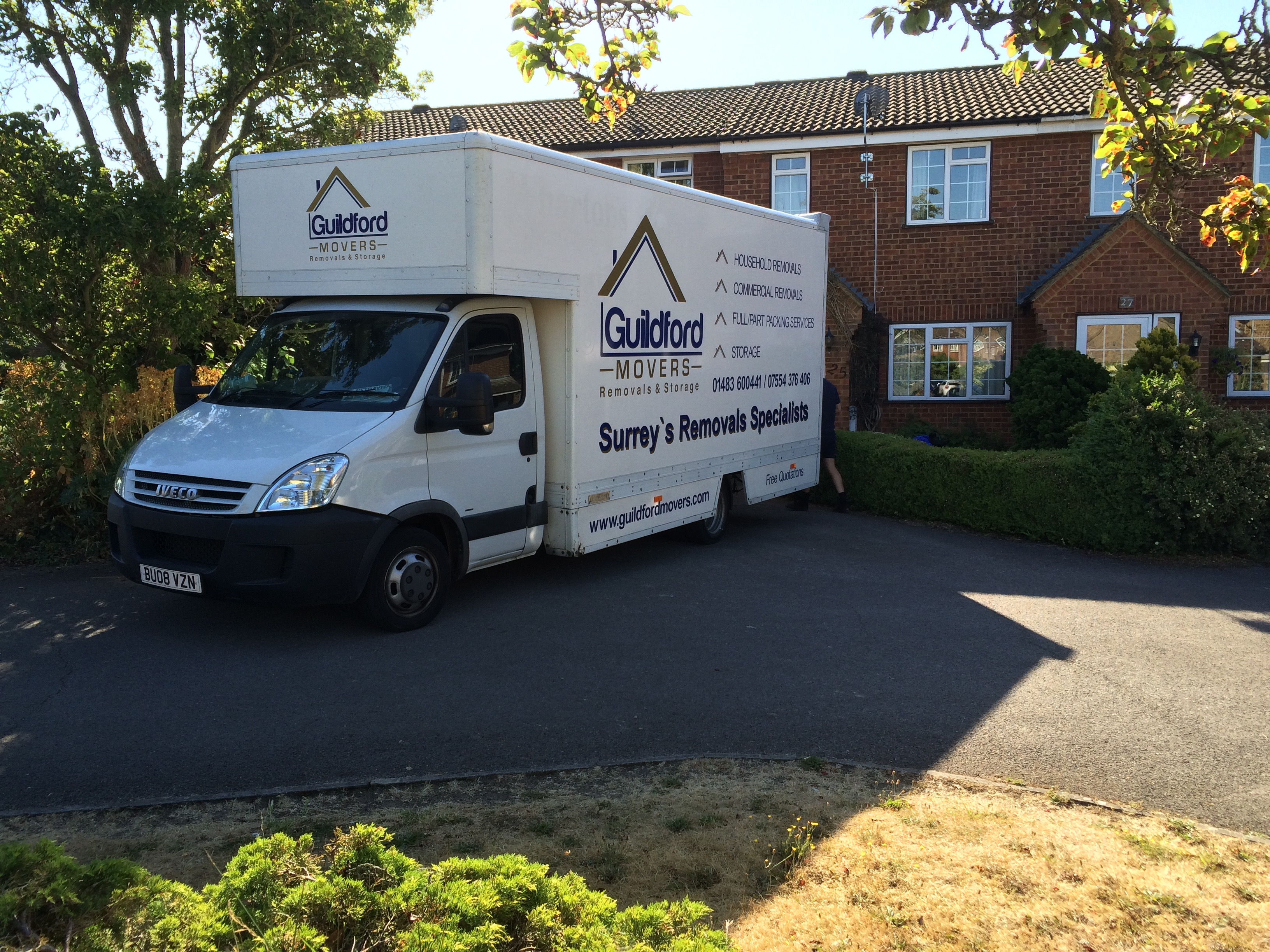 guildford movers home moves