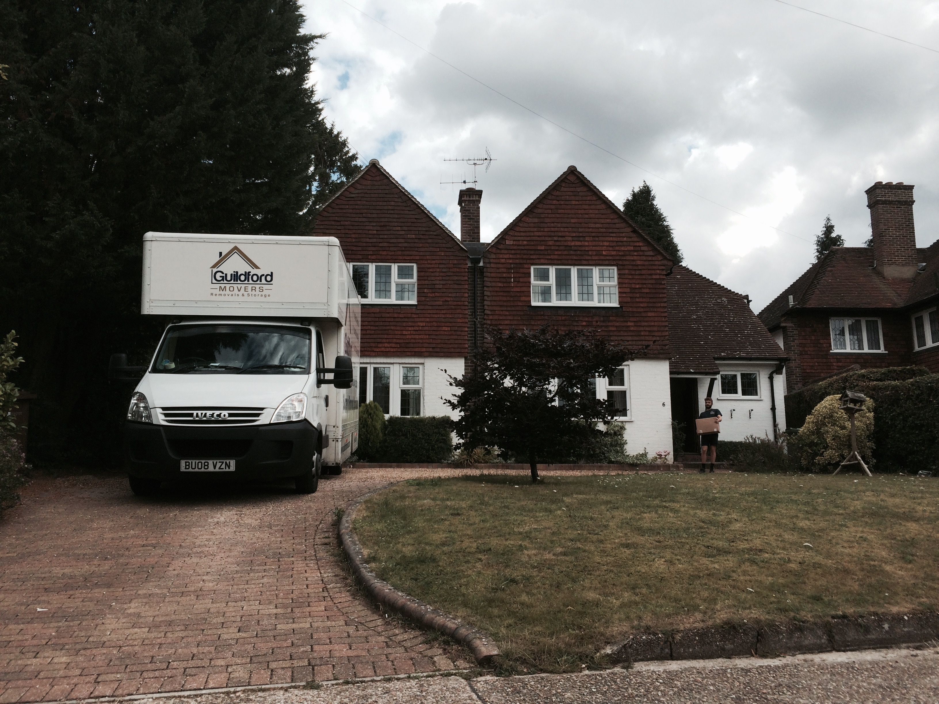 guildford movers removals